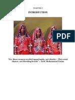 Effectiveness of Women Self Help Groups in Micro Enterprise Development in Rajasthan and Tamil Nadu