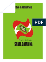 Registros Da Reforma Adm Santa Catarina