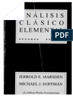 Analisis Clasico Elemental