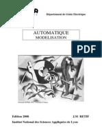 Automatique Modelisation