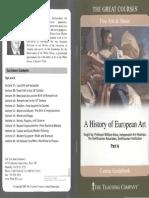 A History of European Art Part IV