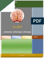 Anatomia de La Piel