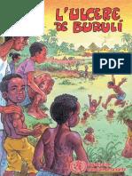 Ulcere de Buruli - Bande Dessinee