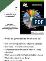 Internet Safety Curriculum KASL Presentation