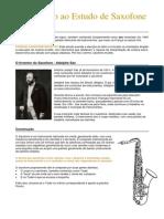Método de Saxofone