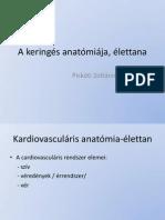 2.A keringés anatómiája, élettana  2013