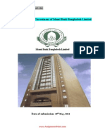 Internship Report on Different Modes of Islami Bank Ltd
