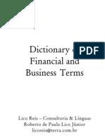 Finance Dictionary