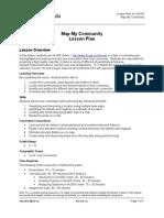 mapmycommunity lessonplan