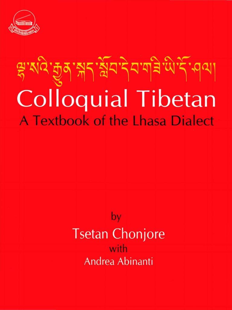 84033132 tsetan chonjore colloquial tibetan english language 84033132 tsetan chonjore colloquial tibetan english language grammatical tense buycottarizona Image collections