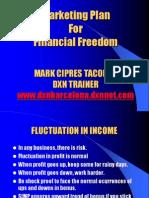 01-Marketing Plan for Financial Freedom