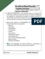 CAPITULO II - Elementos Base Da Gestao Financeira a Analise Financeira