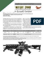 DuoPyro Assault Carbine