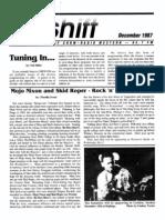 CHRW's Airshift Magazine December 1987