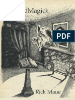 [Magic] Rick Maue - The Book of Haunted Magick