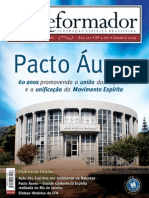 Reformador Outubro / 2009 (revista espírita)