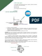 Carburador eletrônico 2ECE e 3ECE Testes.doc
