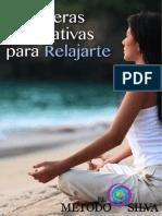 Tres Tecnicas de Relajacion del Metodo Silva - Laura Silva