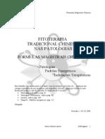 PATOLOGIAS FITOTERAPIA