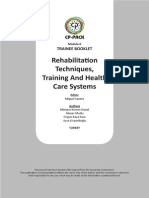 EN_TB_mod6_Rehabilitation Techniques, Training and Health Care Systems