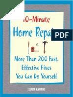 10-Minute Home Repairs - Jerri Farris