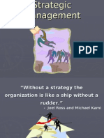 1 Strategic Management