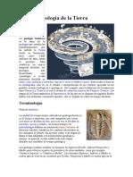 Historia Geologia de La Tierra.doc Parte 1