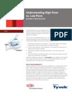 High Perm vs Low Perm Tech Talk