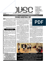 DVSC CHANCHINBU - OCTOBER 20 ISSUE
