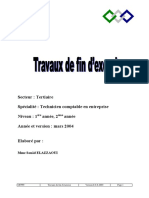 Travaux de Fin D-exe TER TSGE.1285