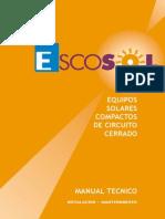 Manual Tecnico de Equipos Solares
