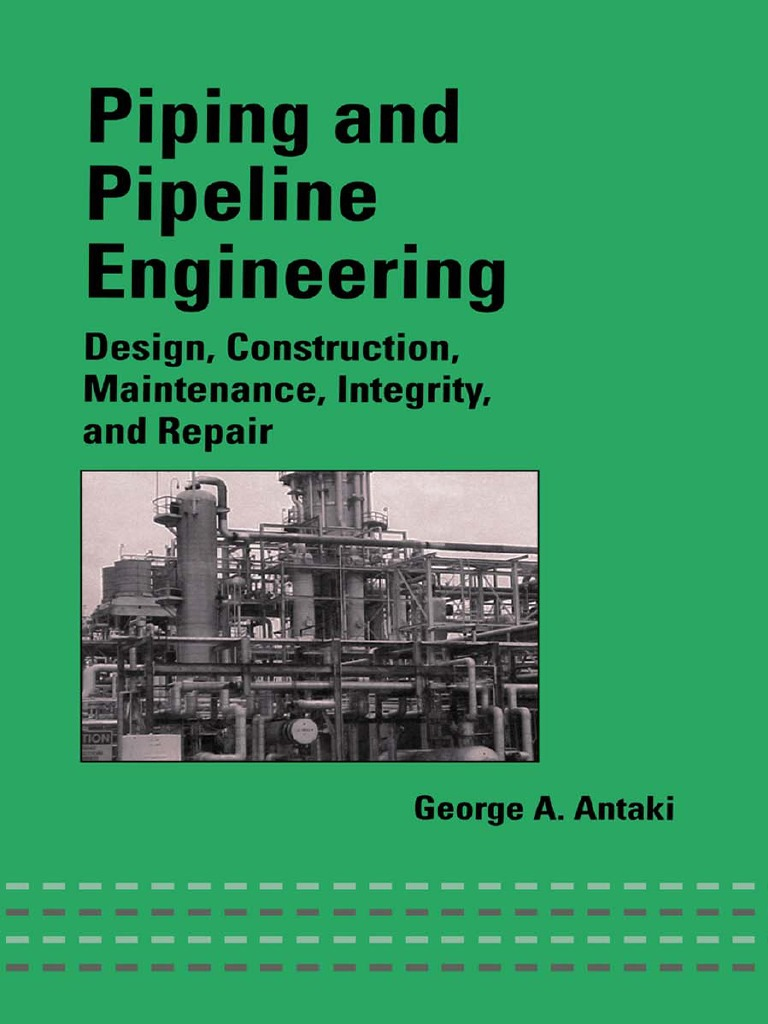 Piping and pipeline engineering 1533615404v1 fandeluxe Gallery