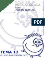 TEMA 12.el estudio fotográfico