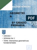 Geometría 6prim