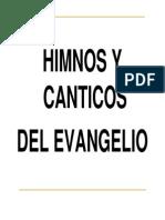 HIMNOS Y CÁNTICOS DEL EVANGELIO