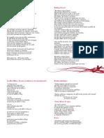 Mariposa Menarca Poemas
