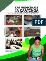 Uso de Plantas Medicinais Da Caatinga