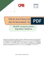 Descentralizare Si Autonomie Locala_brosura