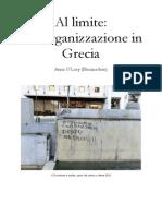 Blaumachen - Al Limite l'Autorganizzazione in Grecia