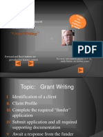 grant writing project ppt  final with wav audio