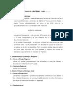 Informe de Canteras Jarumas