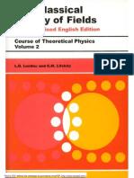 8.311-The Classical Theory of Fields 4e-Landau,Lifshitz