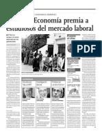 Nobel 2010 economía laboral for 2013 I(1)