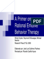 A Primer on Rational Emotive Behavior Therapy Final