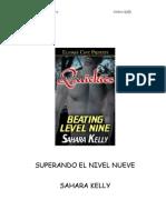 Sahara Kelly - Superando El Nivel Nueve