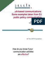 Gellis_Result Based Communications
