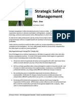 Strategic Safety Management Part 1