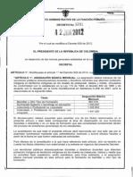 Dec 1231 12-06-2012 Salarios Etnoeducadores