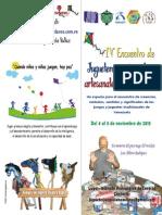 Diptico IV Encuentro Jugueteros2013