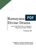 Ramayana_VOLUME III With Index